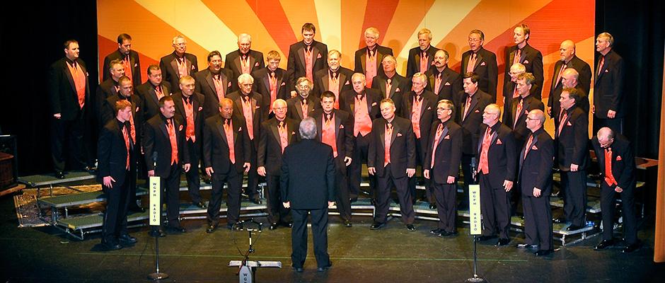 Fargo-Moorhead's Premier Men's A Cappella Group